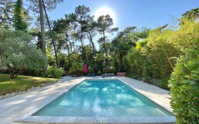 PYLA-SUR-MER – Propriété de charme avec piscine sur une grande parcelle