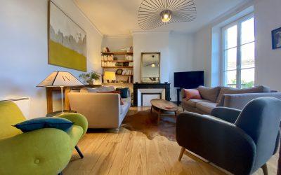 BORDEAUX – Appartement de standing dans le centre-ville de Bordeaux